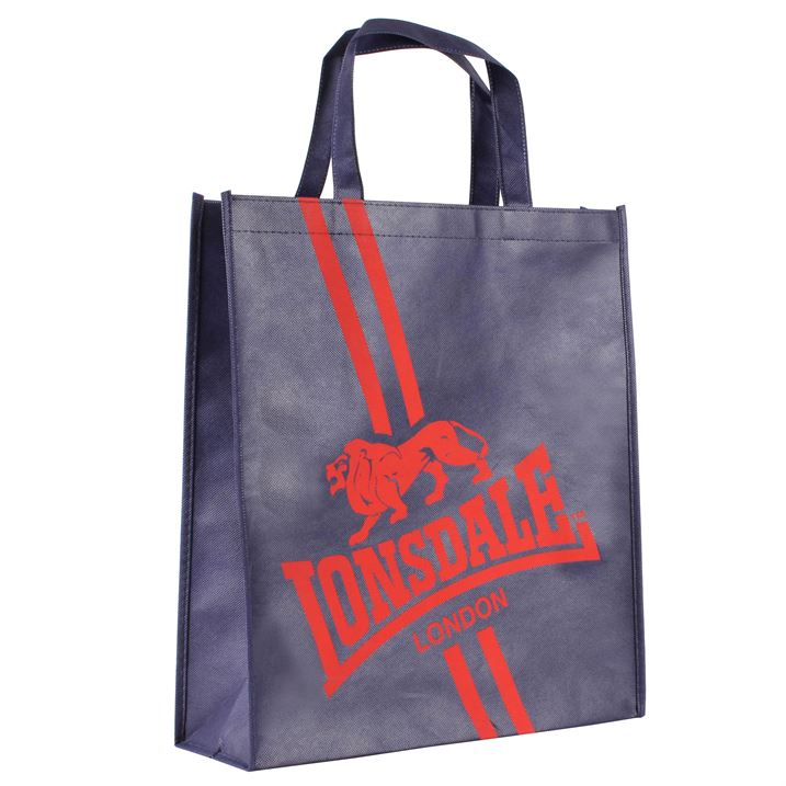 Пакет Lonsdale Shopper Bag темно синий