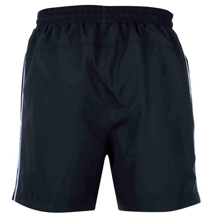 Шорты Lonsdale Two Stripe Woven Shorts Mens синие