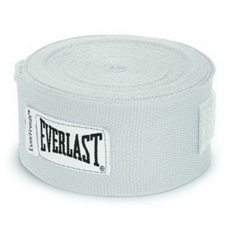 Бинты Everlast HAND WRAPS 4.5 m белые