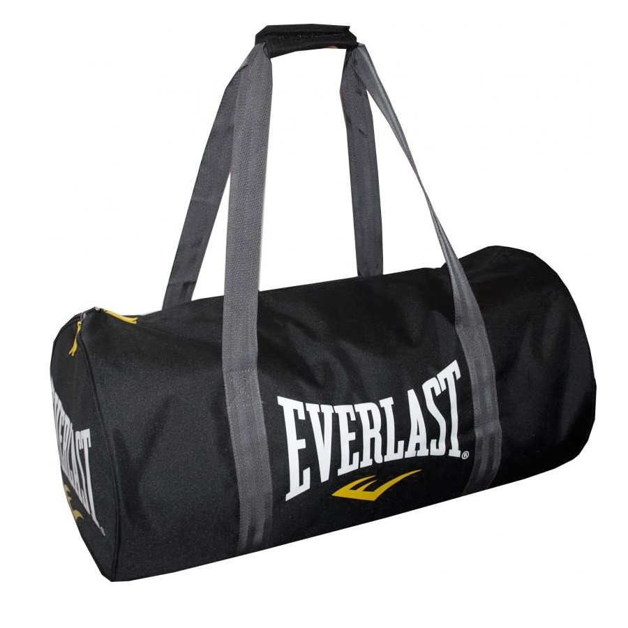 Сумка Everlast Rolled Holdall черная