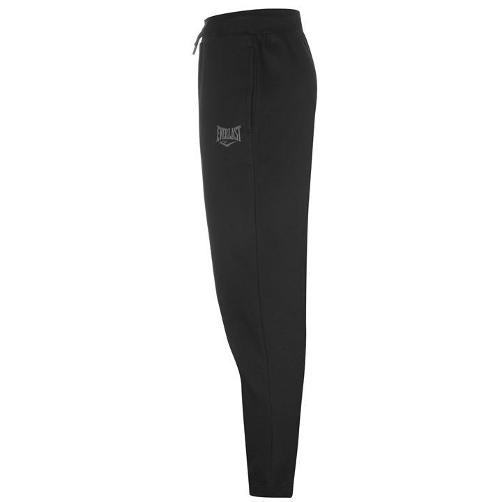 Штаны Everlast Jogging Bottoms Mens черные 2