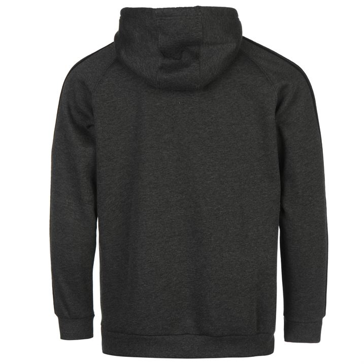Толстовка Lonsdale OTH Hooded Top Mens уголь