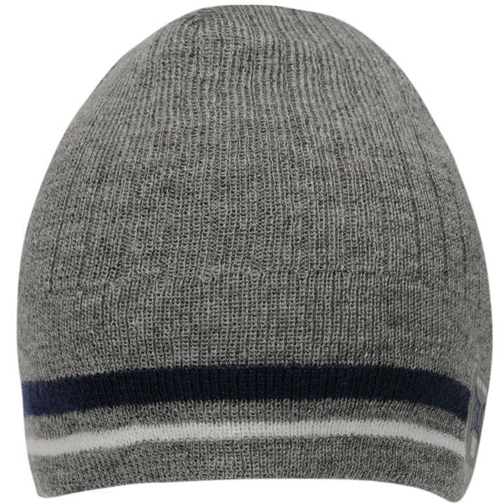 Шапка Everlast Pull Down Beanie Hat Mens серая